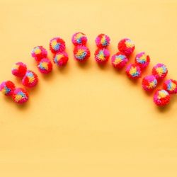 디바 핑크폼폼 5p