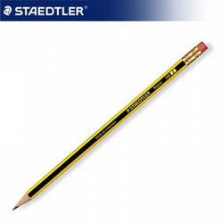 스테들러 노리스 122-HB 지우개 연필