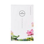 더로터스 제주 연꽃잎 홈스파 마스크팩
