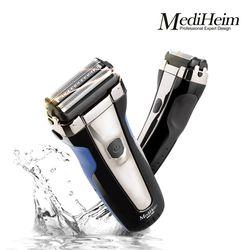 메디하임 생활방수 면도기 전기면도기 MES-902
