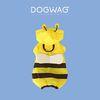 꿀벌우비 강아지 레인코트