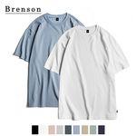 [1+1/무료배송] 루즈핏 프리미엄 코튼 티셔츠 9컬러
