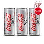 [무료배송] 코카콜라 공식 코크 라이트 250ml x 30캔