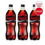 [무료배송] 코카콜라 공식코카콜라 제로 1.5L x 12 PET