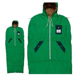 POLER STUFF - The Napsack (Bright Green)