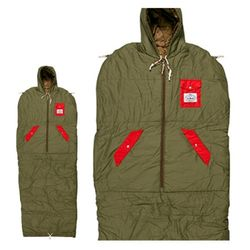 POLER STUFF - The Napsack (Burnt Olive)