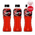 [무료배송] 코카콜라 공식파워에이드 마이티 포스 600ml x 20PET
