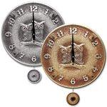SWS3855 부엉이숫자 추벽시계 (국산)