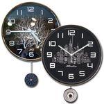 SWS3142 펄아트 추벽시계 (국산)