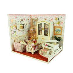 [adico]DIY 미니어처 하우스 - 모모의 거실