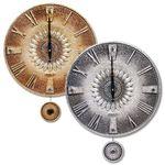 SWS3850 해바라기 추벽시계 (국산)
