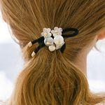 블라썸 꽃 머리끈