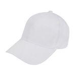 Minimal Ball Cap (white)