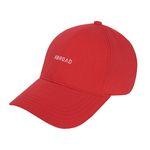 Signature Ball Cap (red)