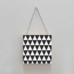 북유럽미니액자 프레임 Triangle