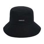 Signature Bucket Hat (black)