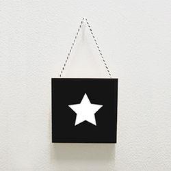 북유럽미니액자 프레임 Star