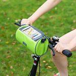 핸드폰 터치 자전거핸들가방 여행용 크로스백