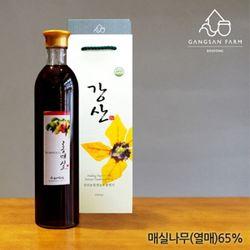 강산농원 홍매실 발효액 500ml