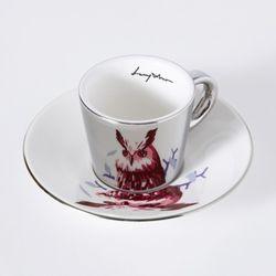 [LUYCHO] 루이초 Eagle Owl-Espresso SET 실버