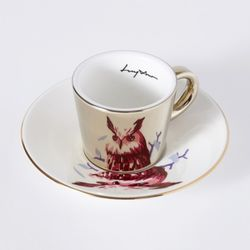 [LUYCHO] 루이초 Eagle Owl-Espresso SET 골드