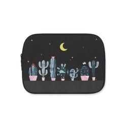 Cactus in the night (아이패드미니 파우치)