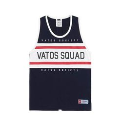 [스티그마]STIGMA RUGBY SLEEVELESS NAVY