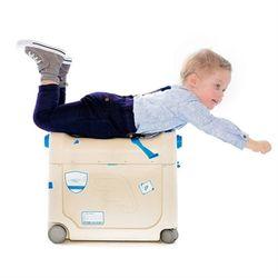 젯키즈 베드박스 침대로 변신 가능한 유아용 캐리어