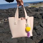Badat Bag Charm Yellow