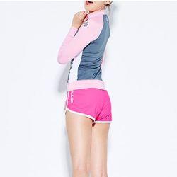 밸롭 보드숏 여성 핑크