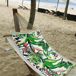 Tropical Island - Beach Towel