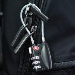허니트립 TSA 와이어 자물쇠