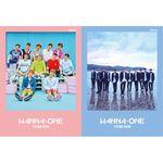 [세트 Sky Ver+Pink Ver] 워너원 (WANNA ONE) - 미니1집 1x1=1(TO BE ONE)