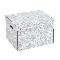 [단독특가] 컬러링 박스 - 세계 평화