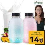 나이트핏 다이어트 쉐이크 14병 (베리 단호박고구마)