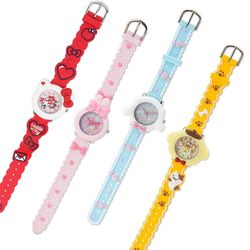 산리오 캐릭터 손목시계 4design