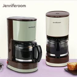 제니퍼룸 팬톤컬러 커피메이커 JR-G7660SRS 2종 택1