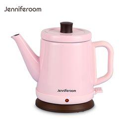 제니퍼룸 전기주전자 몽키케틀 JR-K181PB 핑크