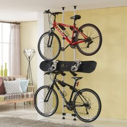 익스트림 3단 자전거거치대