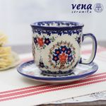 베나 비비추 바이킹 컵소서세트 300ml 251171-A063