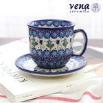 베나 블루페블 바이킹 컵소서세트 300ml 251171-U006