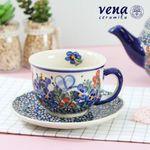 베나 그린부케 비카 컵소서세트 200ml 250171-A001