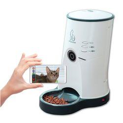 펫스테이션 - 스마트 영상 자동급식기