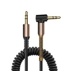 차량용 스피커 헤드폰 단선방지 스프링 코일 케이블