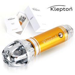 Klepton 차량용 공기청정기 시그니처 골드