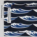 ocean pouch (medium)