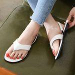 [쿠루] 여성 1.5cm 쪼리 밴딩 슬링백 샌들 G5462