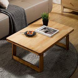 네시스 프란쉬 원목도장 900 접이식 테이블 GM157