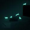 달빛고양이 MOONLIGHT CATS (야광 고양이 스티커)