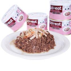사조 러브잇 레드라벨 흰살참치와 맛살